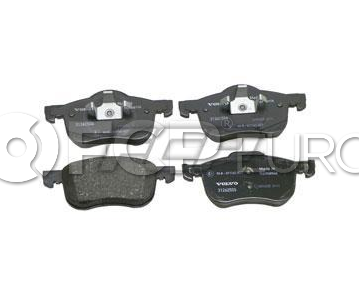 Volvo Brake Pad Set - Genuine Volvo 31262503