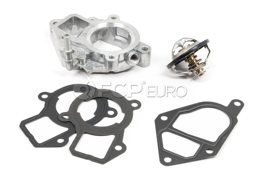 Volvo Thermostat Kit - OE Supplier 8636779