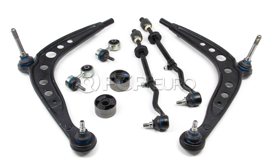 BMW 8-Piece Control Arm Kit - E30FCAKIT