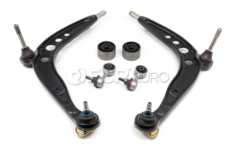 BMW 6-Piece Control Arm Kit - Lemforder E366PIECEL