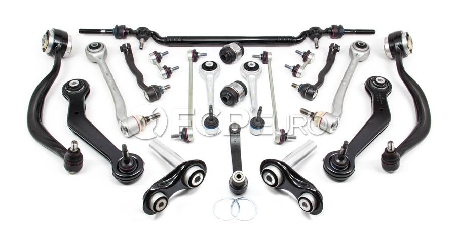 BMW 20-Piece Control Arm Kit - Lemforder E3820PIECEL
