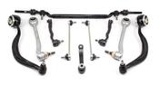 BMW 10-Piece Control Arm Kit - Lemforder E3810PIECEL