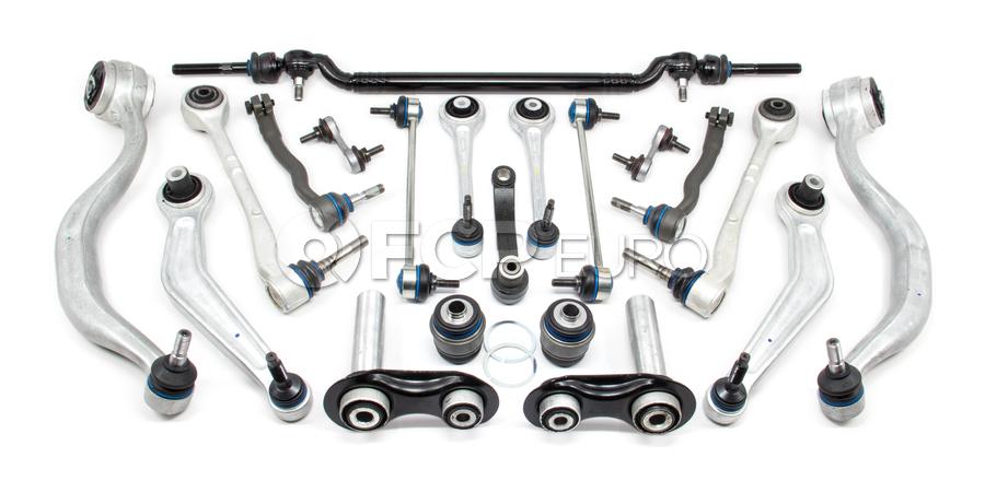 BMW 20-Piece Control Arm Kit - 540E3922PIECEMY