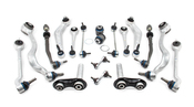 BMW 18-Piece Control Arm Kit - Meyle 525E3918PIECE-MY