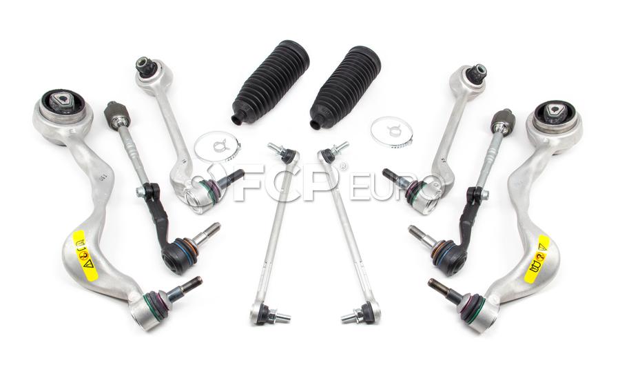 BMW 10-Piece Control Arm Kit - Lemforder E9X10PIECECAKITL