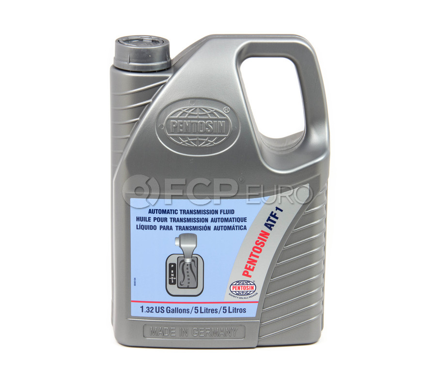 ATF1 Automatic Transmission Fluid (5 Liters) - Pentosin 1058206
