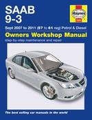 Saab Haynes Repair Manual - Haynes 5569