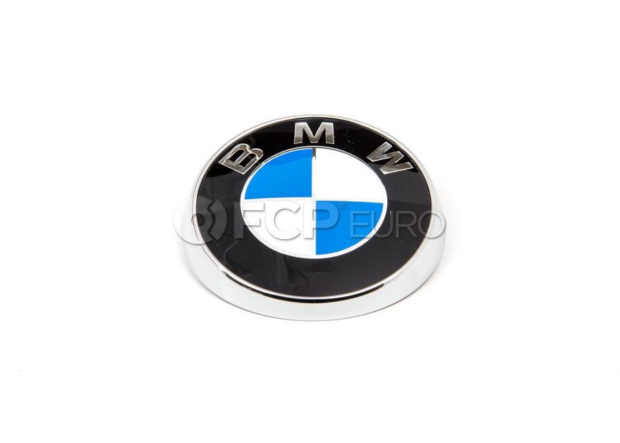 BMW Roundel Emblem - Genuine BMW 51148240128