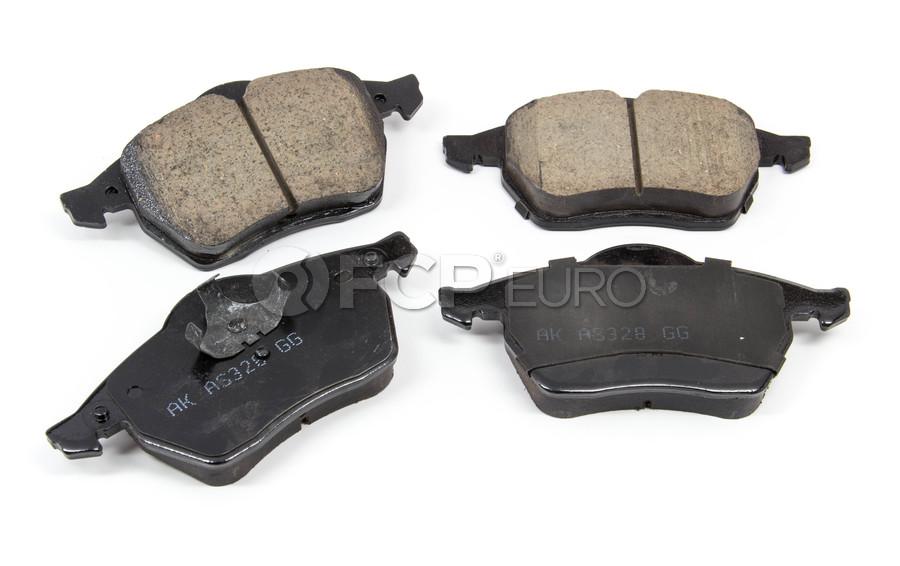 VW Brake Pad Set - Akebono EUR687A