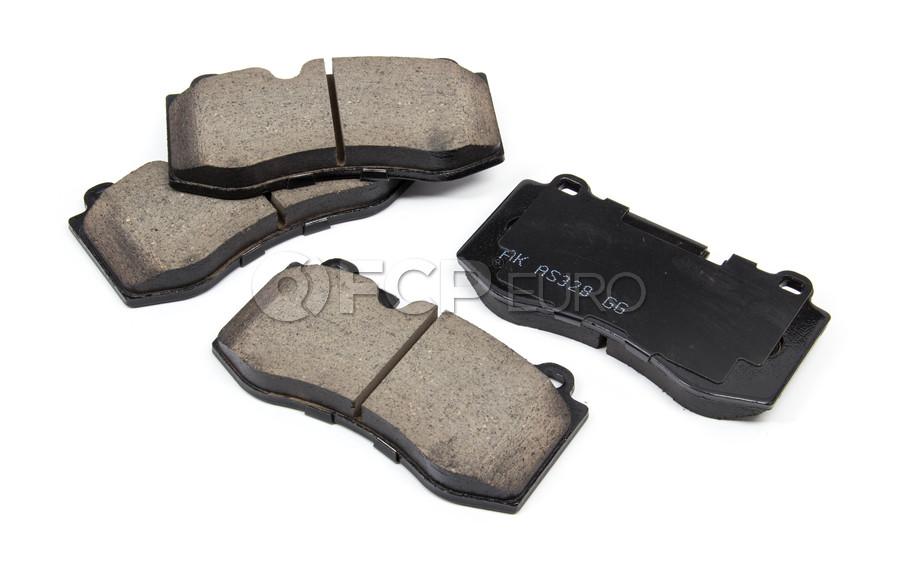 Mercedes Brake Pad Set - Akebono 0044208020