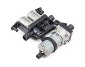 BMW Heater Control Valve With Water Pump - Genuine BMW 64118374994