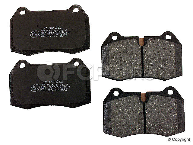 BMW Brake Pad Set - Jurid 571852J