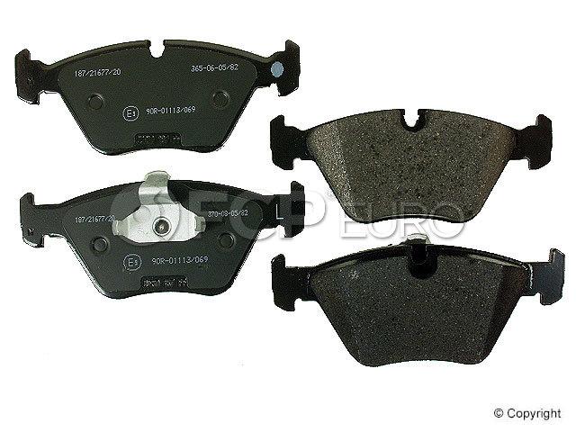 BMW Brake Pad Set - Jurid 571880J