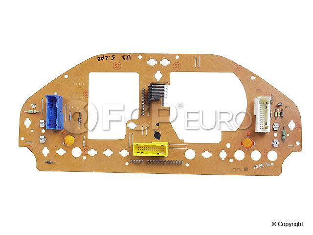 BMW Instrument Panel Circuit Board - Programa 62111385581