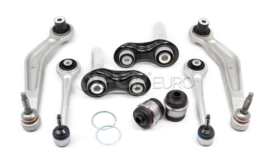 BMW Control Arm Kit 8-Piece - Lemforder E60KIT-LATE