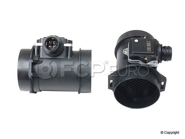 BMW Mass Air Flow Sensor - Genuine BMW 13621707650