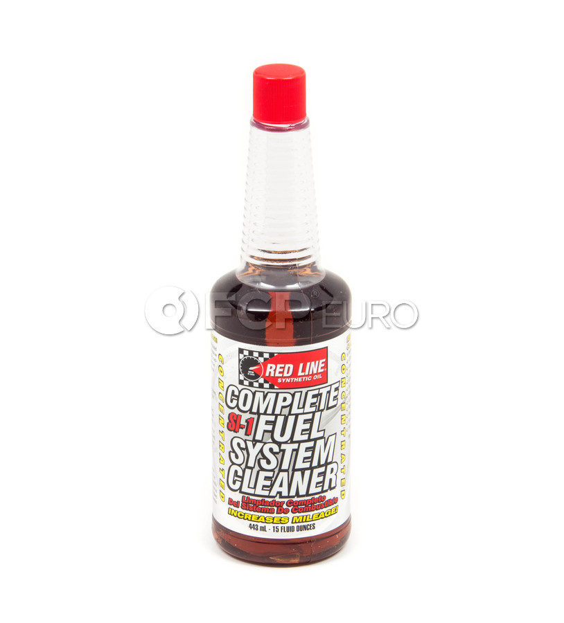 SI-1 Fuel System Cleaner (15oz) - Red Line 60103