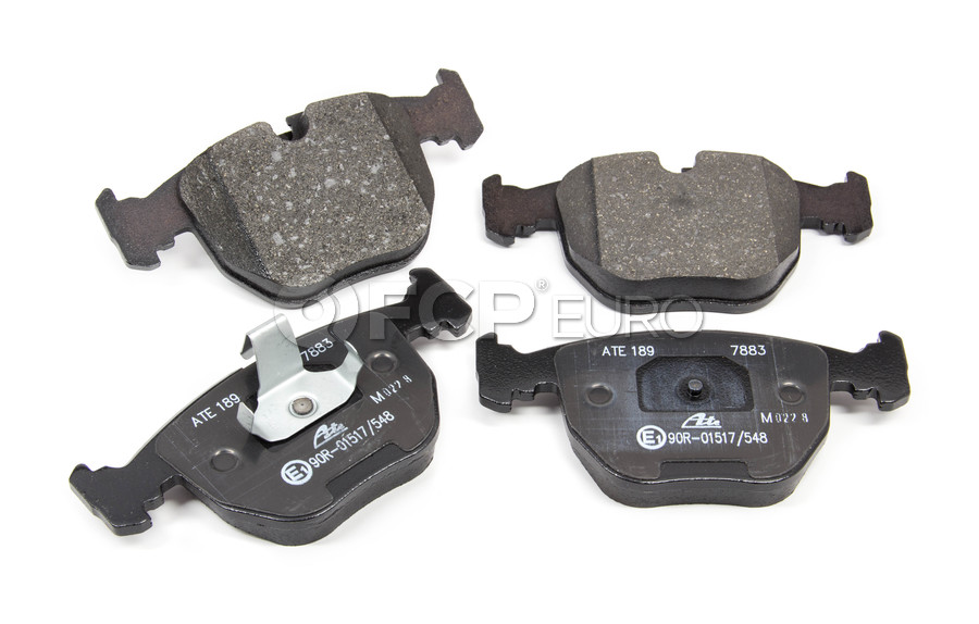 BMW Brake Pad Set - ATE 607078