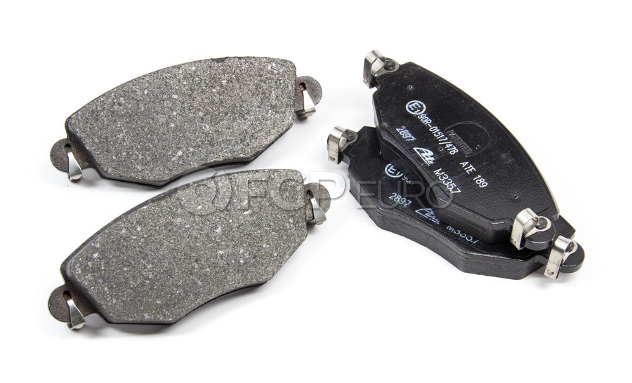 Jaguar Brake Pad Set - ATE EU910